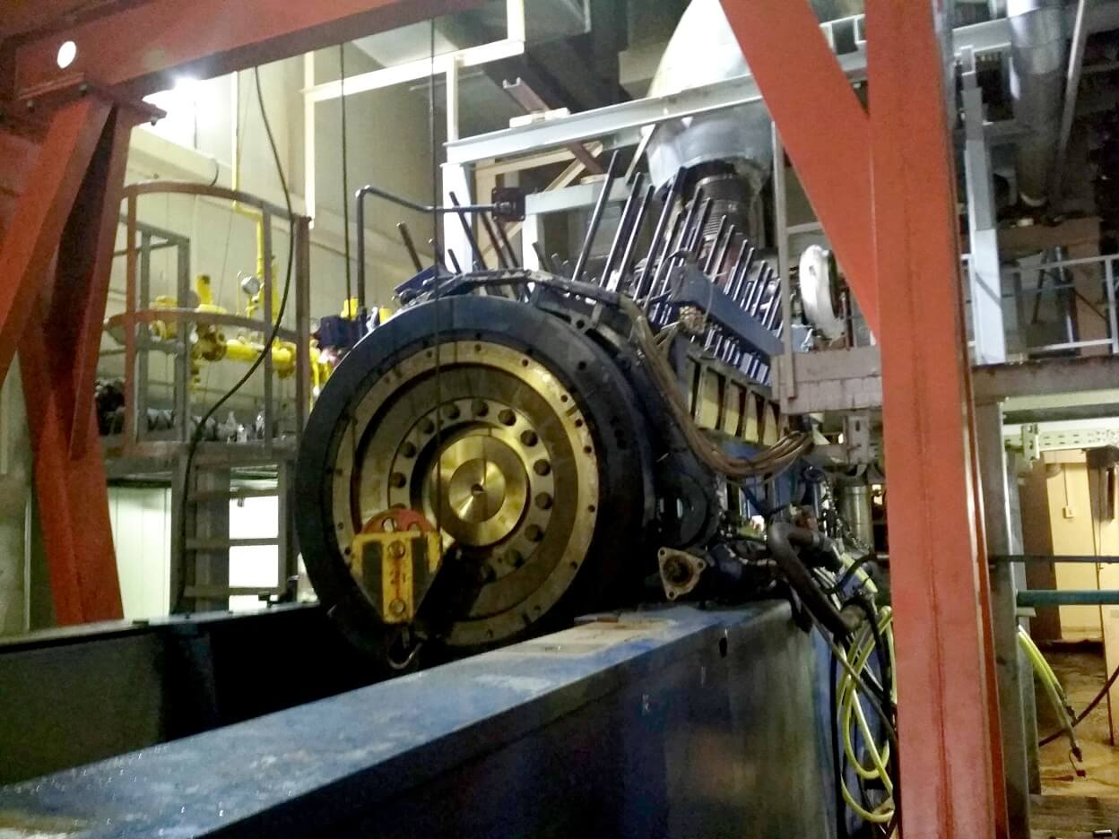 MWM TCG 2032 Gas Engine Insures Energy Independence!